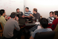 discussing on maintaining big data