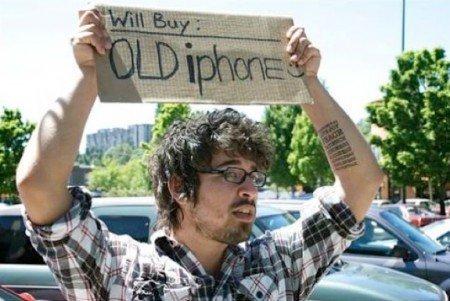 buying used iphone