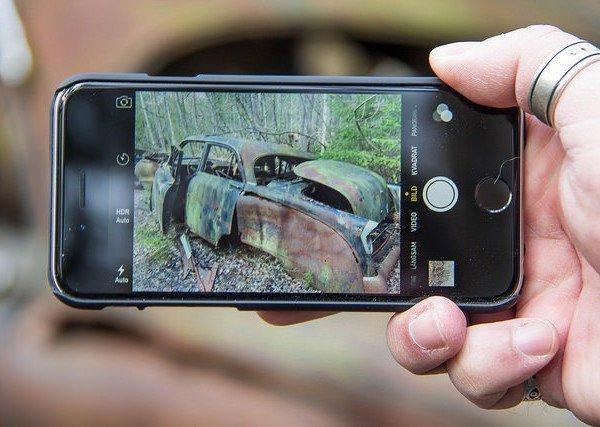 i phone 6 camera